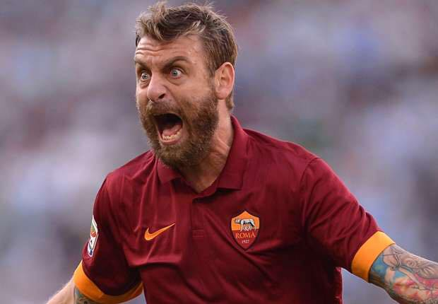 De Rossi AS Roma