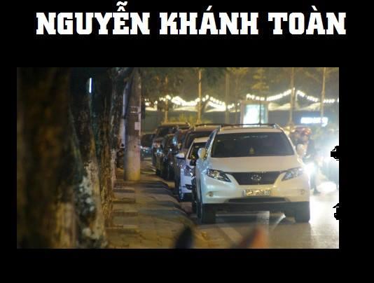 Phố Nguyễn Khánh Toàn Hà Nội