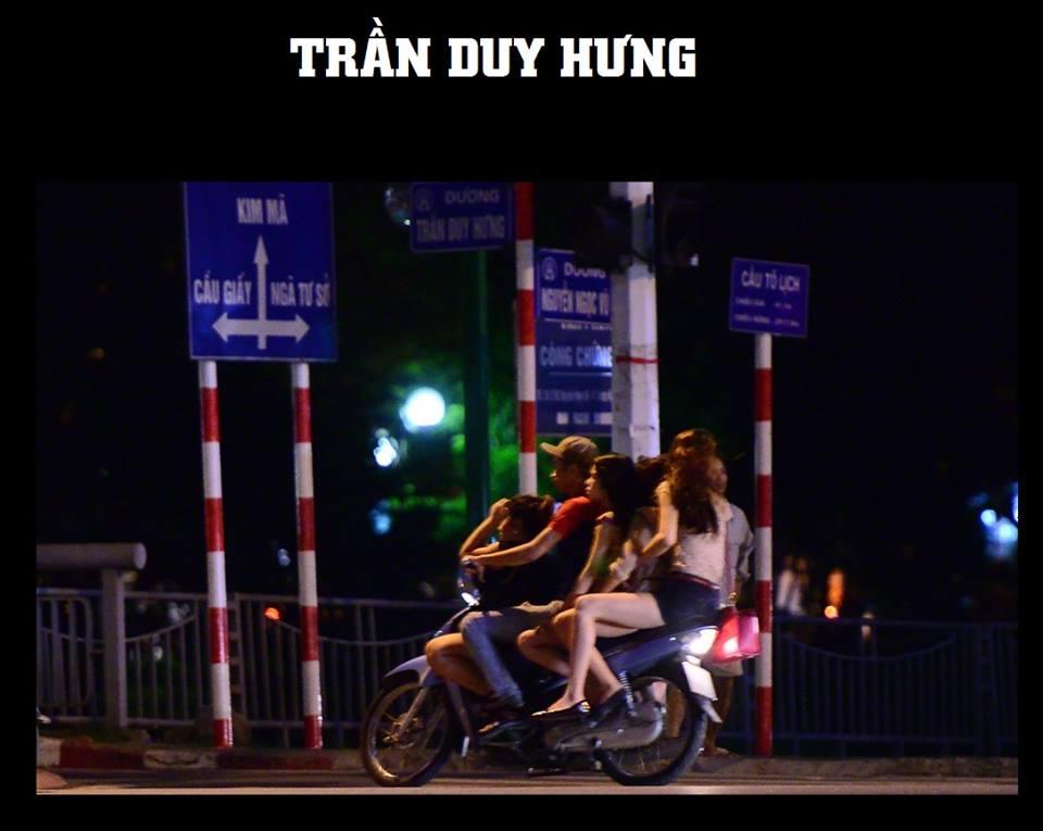 Phố Trần Duy Hưng Hà Nội