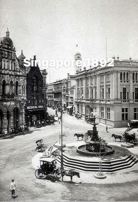 Singapore 1892
