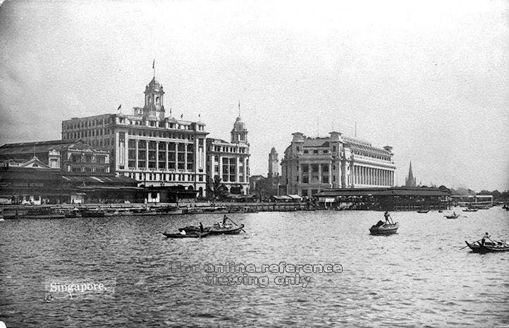 Singapore 1925