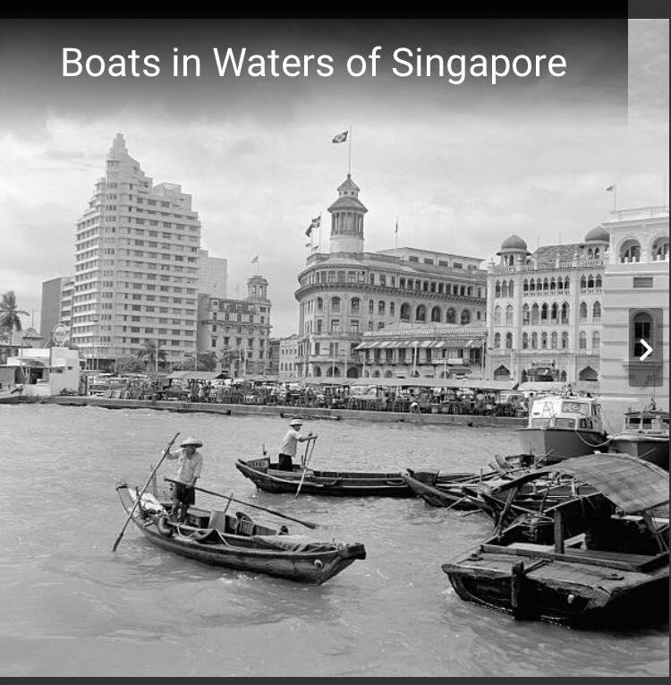 Singapore 1958