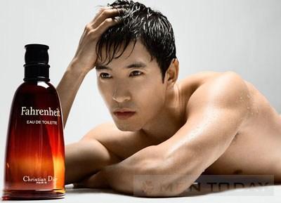 mùi đàn ông hấp dẫn