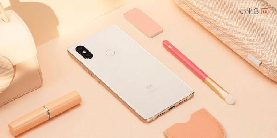 Xiaomi Mi 8 SE nhỏ gọn và tinh tế