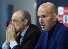 Zinedine Zidane tuyên bố từ chức huấn luyện viên trưởng Real Madrid