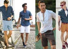 Chọn quần short cho nam mùa hè