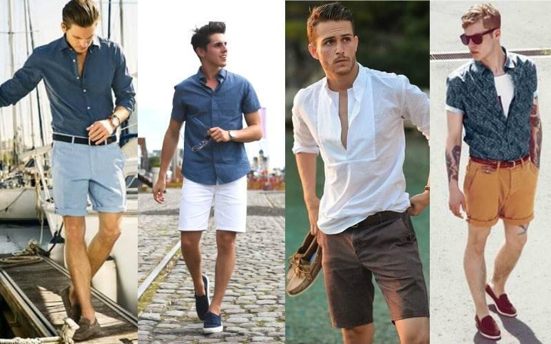 Chọn quần short có độ dài phù hợp