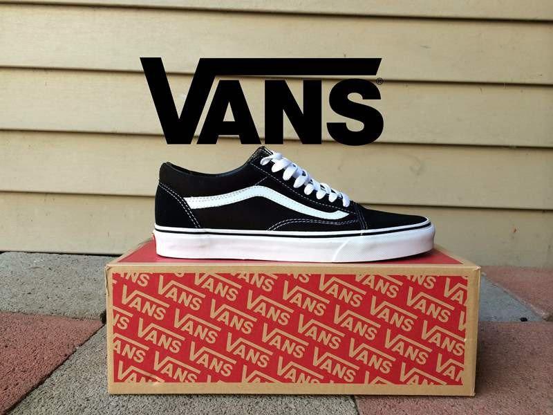 Giày Vans biểu tượng của mùa hè