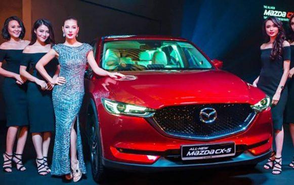Giá xe Mazda CX5 mới nhất