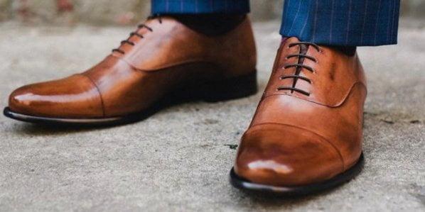 Giày da nam đẹp và phong cách