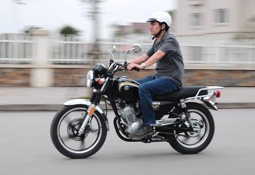 Hướng dẫn roda xe máy mới
