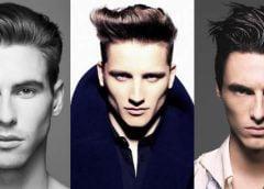 Chọn kiểu tóc phù hợp với gương mặt nam giới