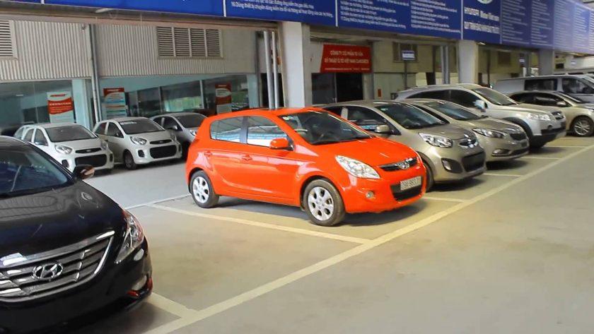 Kinh nghiệm mua ô tô cũ nhập khẩu