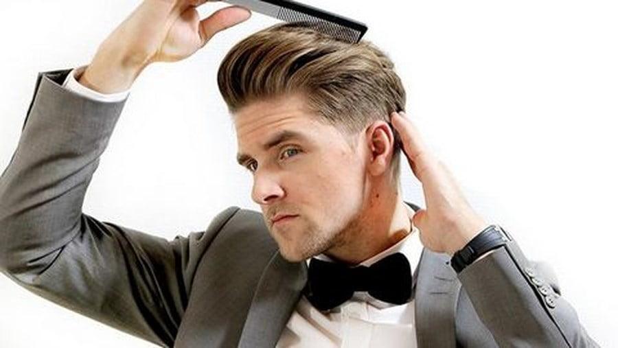 Lược chải đầu phù hợp cho nam giới