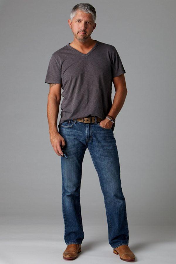 Thời trang cho nam giới tuổi trung niên