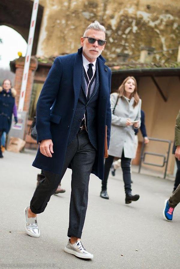 Thời trang nam giới tuổi trung niên