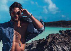 Trang phục đi biển cho nam giới