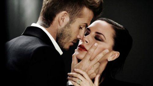 David Beckham và Victoria