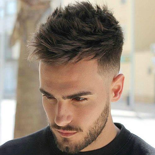 Tóc mohican đẹp cho nam