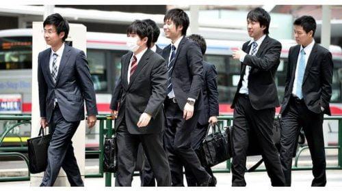 Phong cách làm việc của người Nhật