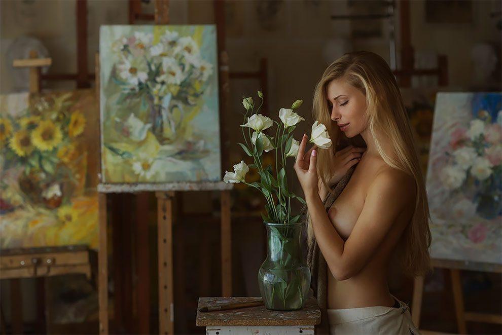 Ảnh nude nghệ thuật đẹp sexy nhất