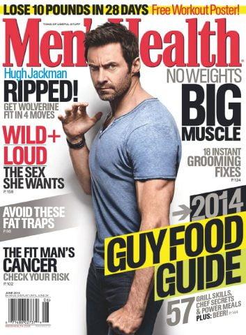 tạp chí đàn ông mens health