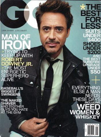 tạp chí gq dành cho nam giới