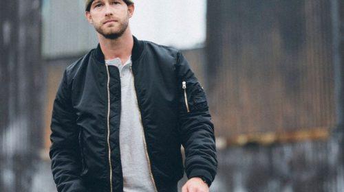 áo khoác bomber nam đẹp