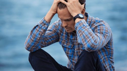nam giới bị trầm cảm