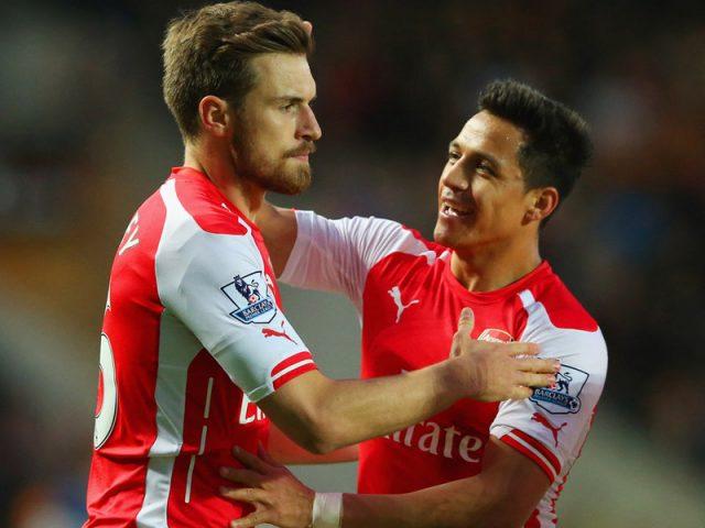 Sanchez và Ramsey
