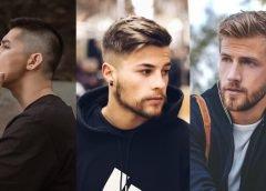kiểu tóc nam mùa hè đẹp nhất 2019