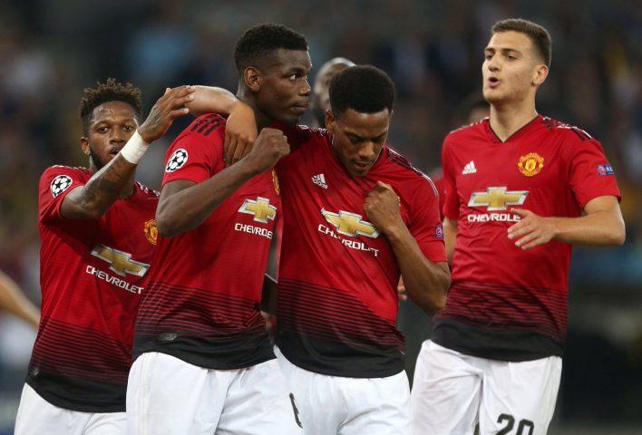 Manchester United tinh thần của quỷ