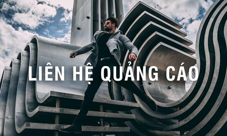 Quang cao tren tap chi dan ong