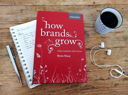sách marketing hay How brands grow - Byron Sharp