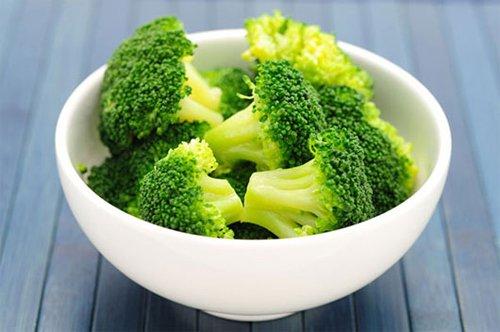 thực phẩm tốt nhất giúp cơ thể khỏe đẹp súp lơ