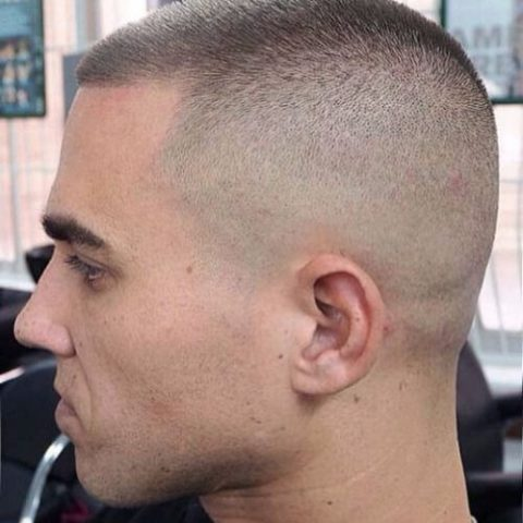 Đầu cua kiểu quân đội (kiểu tóc lính thủy đánh bộ) - The Military Buzz Cuts