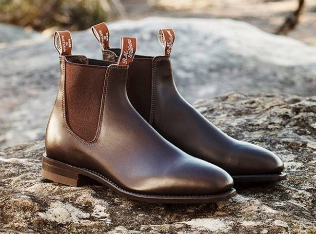 4 đôi giày đàn ông phải có chelsea boots menback