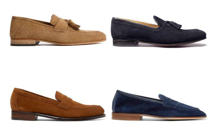 4 đôi giày đàn ông phải có giày loafer menback