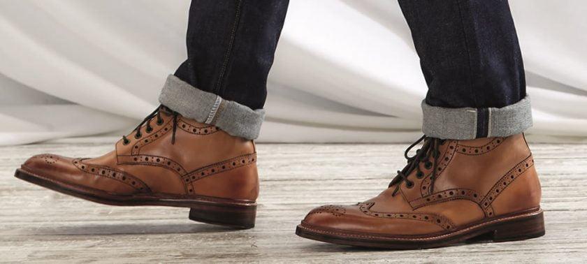 Chọn giày da cho đàn ông năng động, cá tính