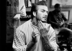 David Beckham ra mắt dòng sản phẩm Grooming mới cho nam giới menback