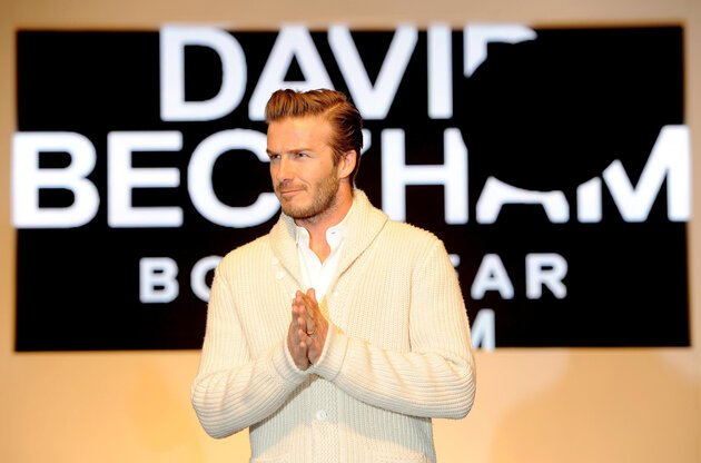 David Beckham H&M Bodywear Launch - London