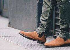 đôi giày đàn ông phải có chelsea boots menback