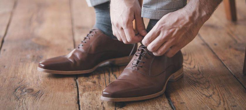 menback Bí quyết lựa chọn một đôi giày tây vừa vặn cho nam giới