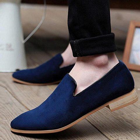 menback Chọn giày da cho đàn ông năng động, cá tính