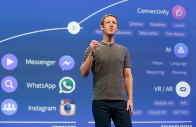 trang phục của Mark Zuckerberg