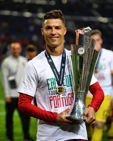 Ronaldo CR7 2019
