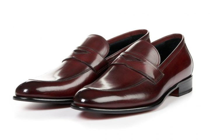 giày penny loafers