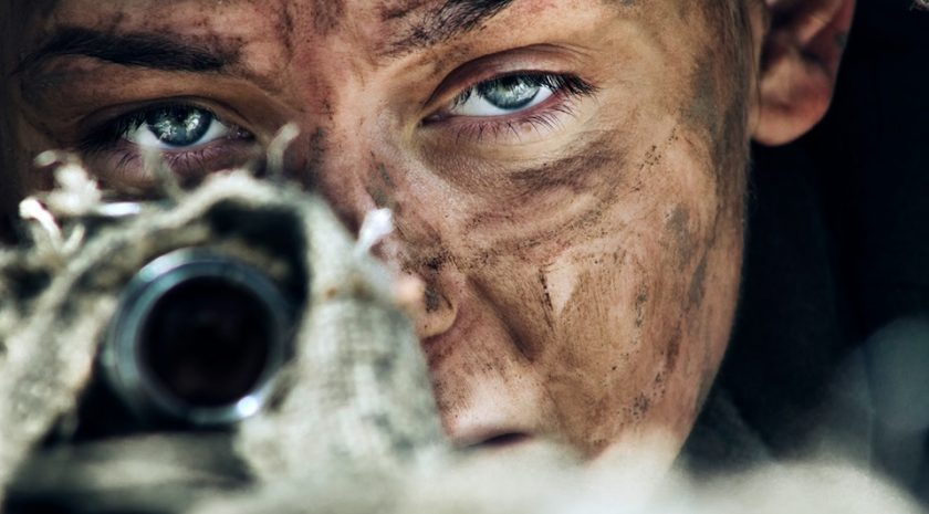 review phim Battle for Sevastopol nữ xạ thủ