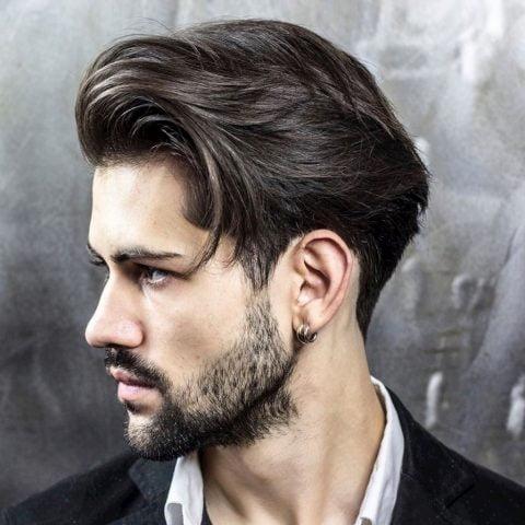 tóc bị bạc nên nhuộm tóc màu gì