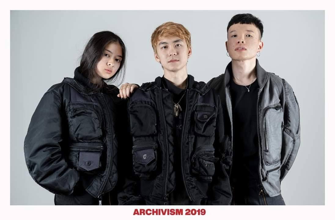 ARCHIVISM 2019 triển lãm thời trang